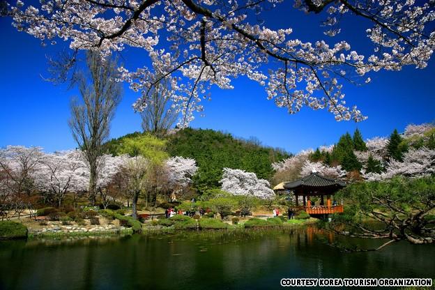 50 Beautiful Places To Visit In Korea Blah Blah Bragship