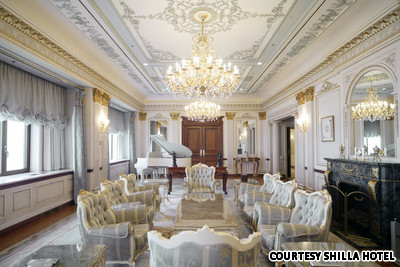 Seouls most expensive hotel suites | CNNGo.com