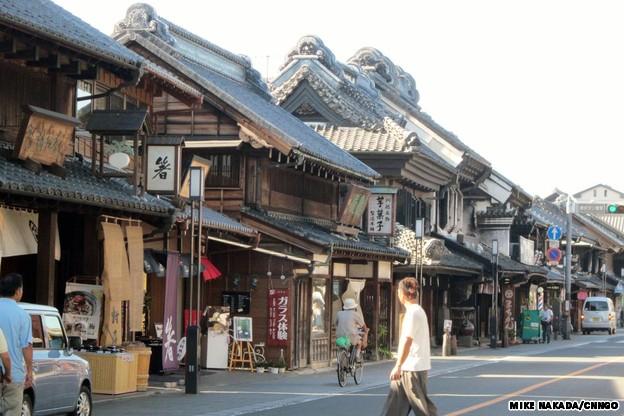 Kawagoe, the 'most Japanese' destination of all – Blah